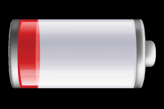 Baterijų veikimo laikas